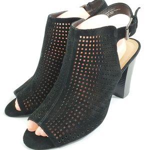 New Michael Kors Women's Size 10 M Black Leather
